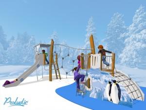 Grafic Games Project arctic
