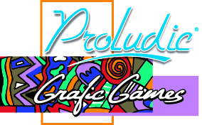 logo grafic games