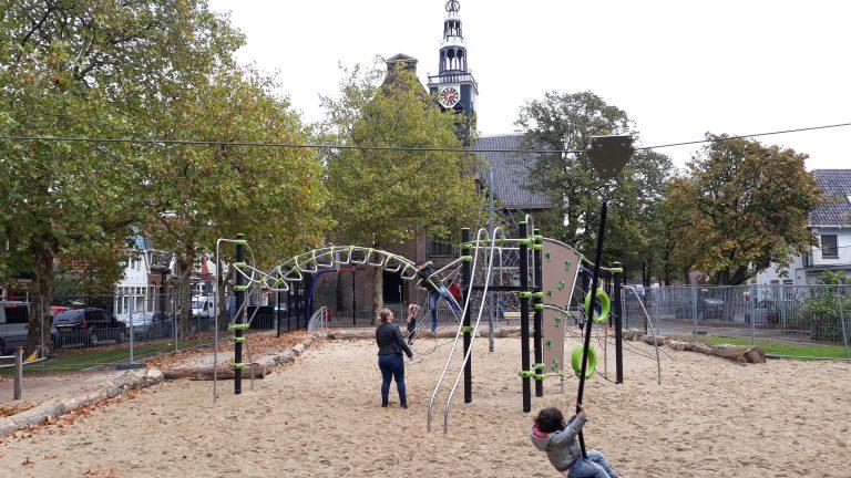 Zaandam, Parkstraat