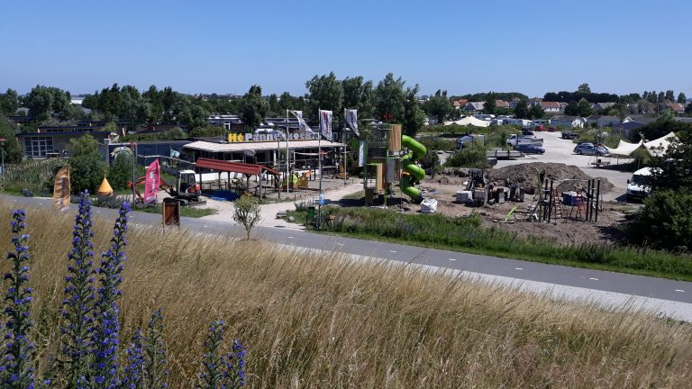 Strandpark Vlugtenburg, 's-Gravenzande