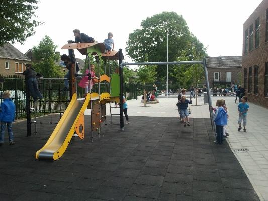 Beatrixschool, Huizen